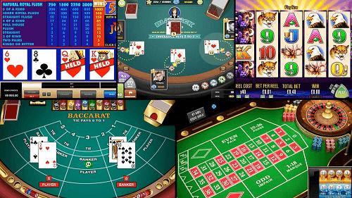 Play AU Casino Games Online