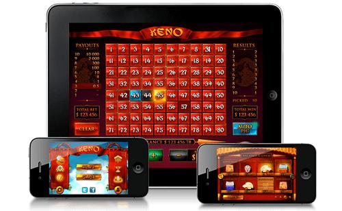 Best Mobile Keno Casinos
