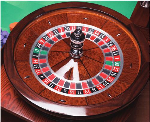 Real Money Roulette Wheel