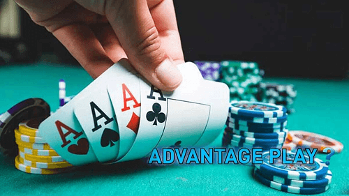 Best Online Blackjack Advantage Play Technique
