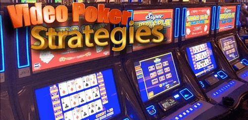 Video Poker Strategy Online
