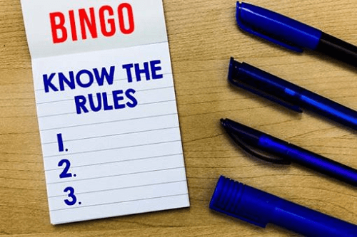 Simple Bingo Rules Online