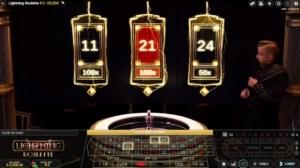 Beat lightning roulette