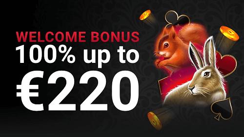 Royal Rabbit Casino Bonuses